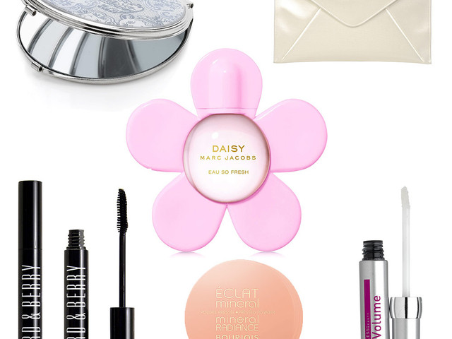 Beauty Must-Haves for Your Bridal Bag