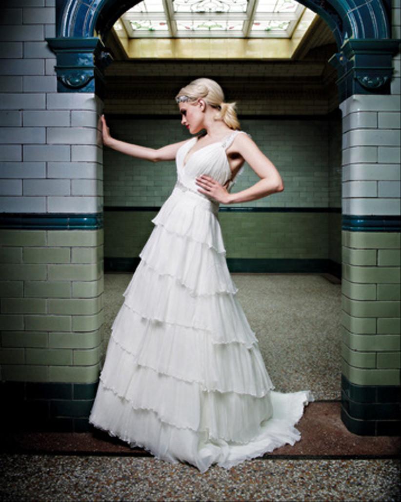 Tiered: Ivory & Co Bridal — Esme