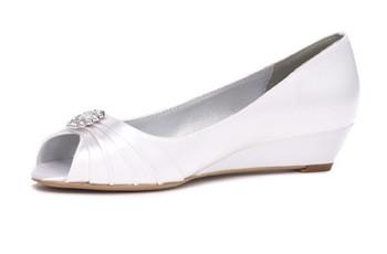 Beach-Worthy Wedding Shoes