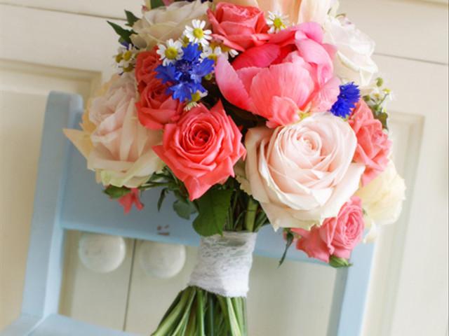 10 Romantic Bridal Bouquets