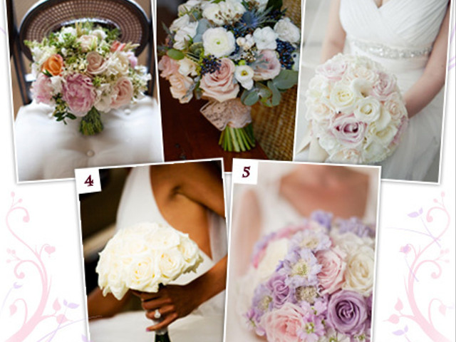 Best-Selling Bouquets from The French Touch