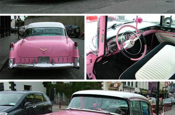 5 Retro Wedding Cars for Your Big Day