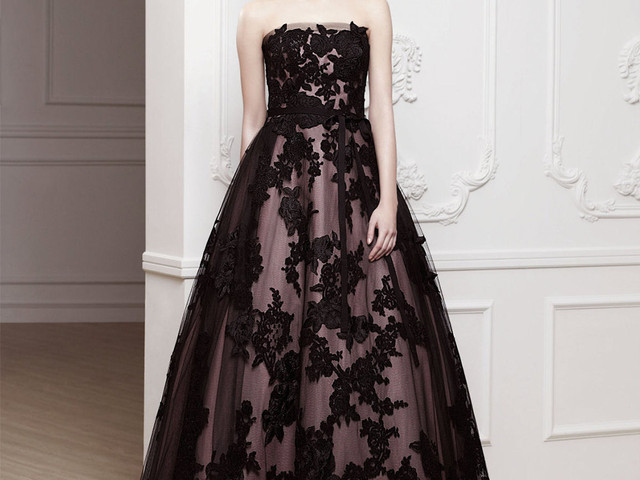 Gothic Wedding Dresses: 15 Dramatic Gowns