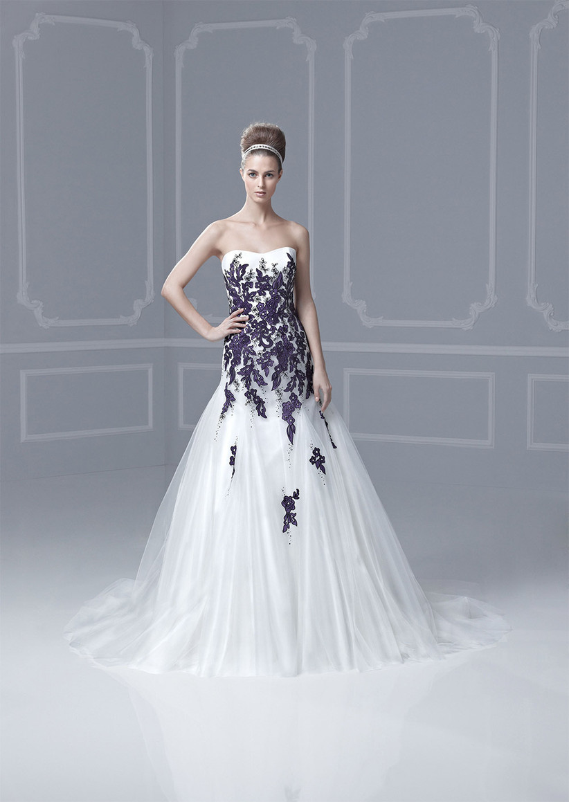 The Best Gothic Wedding Dresses Hitched Ie