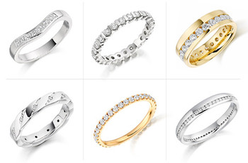 Top Tips for Choosing Your Wedding Rings