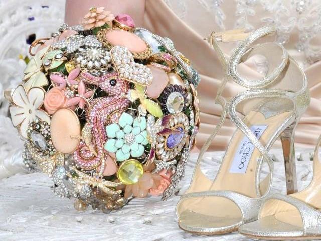 7 Alternative Bridal Bouquets