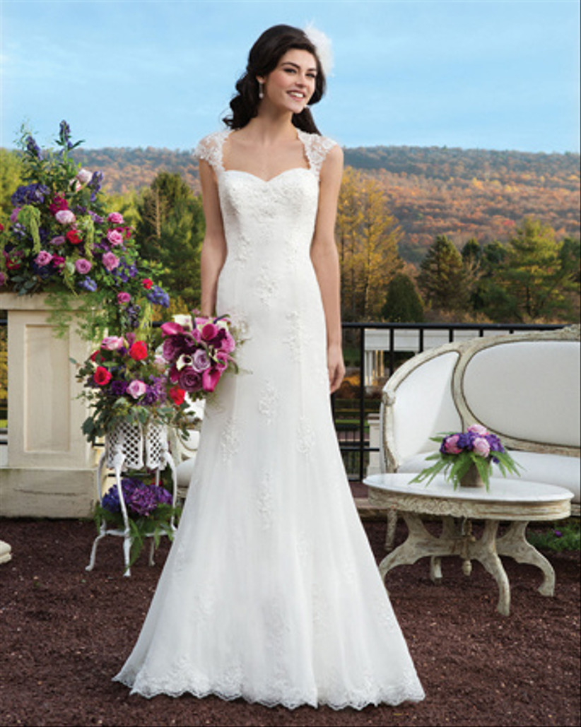 Sincerity Bridal — Style 3802