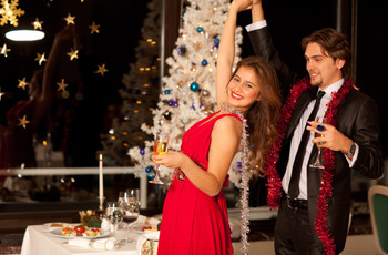 Your Christmas Themed Engagement Party