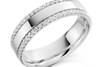 10 Diamond Wedding Rings
