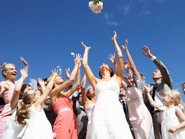 Will You Throw Your Bridal Bouquet?