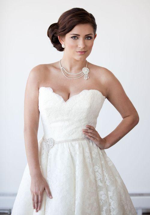 Ava Belt, Crystal Bridal Accessories