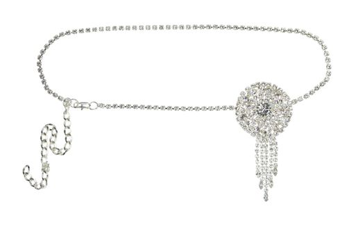 Ava Browband, Crystal Bridal Accessories