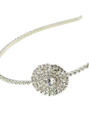 Ava Headband 2, Crystal Bridal Accessories