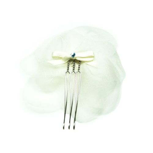 g. Silk Hair Clip, Disgraceful Grace