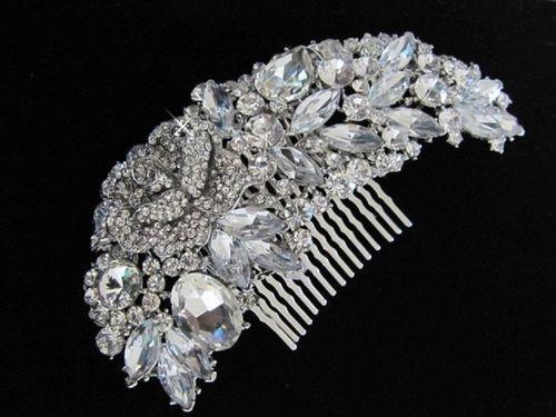 Exquisite Comb, 3D Jewellery