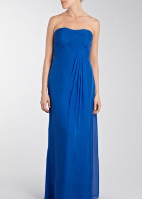 Acapella Bandeau Maxi, Coast Bridesmaid