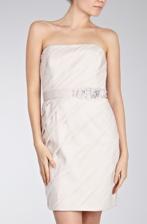 Caelin Bandeau Dress, Coast Bridesmaid