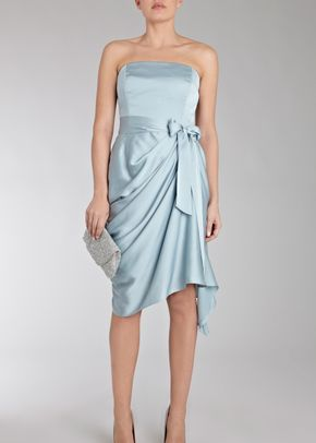 Sapphire Hitched Dress Duck Egg, Coast Bridesmaid