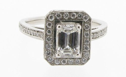 Audrey ring, Voltaire Diamonds
