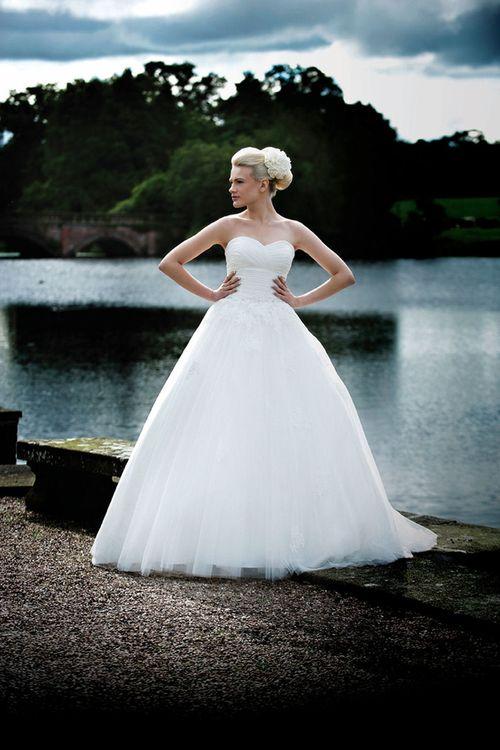 Anais - Romance Collection, Ivory & Co Bridal