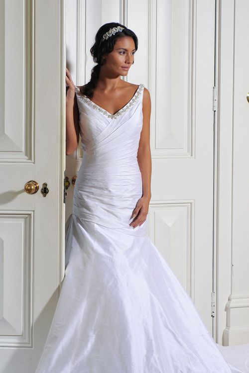 Bronte - Romance Collection, Ivory & Co Bridal