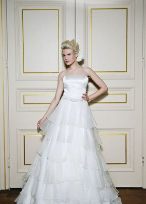 Constantina - Romance Collection, Ivory & Co Bridal