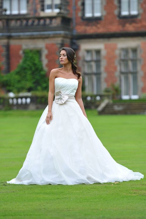 Darcy - Romance Collection, Ivory & Co Bridal