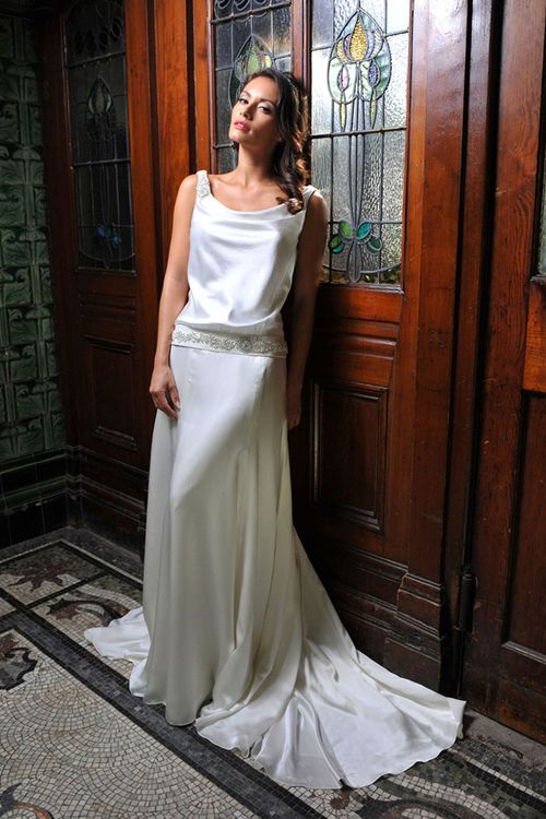 Isis - Romance Collection, Ivory & Co Bridal