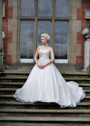 Opheilia - Romance Collection, Ivory & Co Bridal