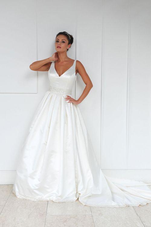 Grace - Haute Couture, Ivory & Co Bridal