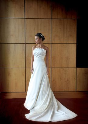 Serena - Haute Couture, Ivory & Co Bridal