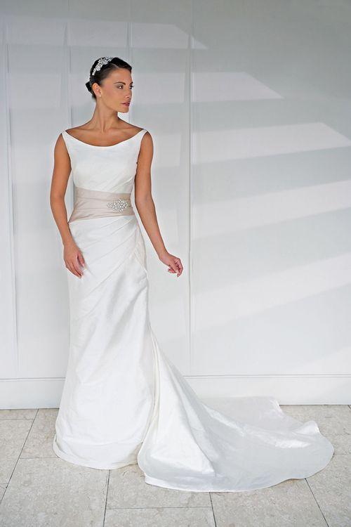 Peyton - Red Carpet, Ivory & Co Bridal