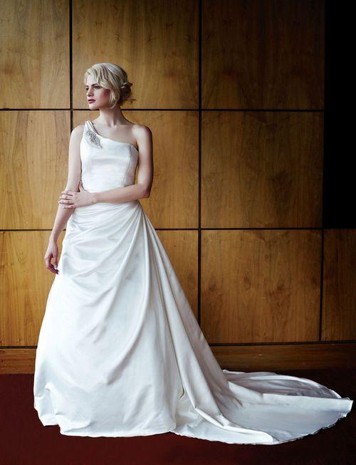 Skyler - Red Carpet, Ivory & Co Bridal