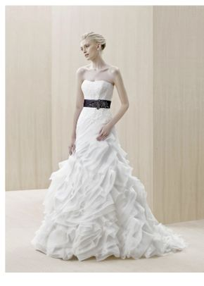 Evadale with belt, Blue By Enzoani