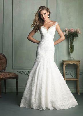 9111, Allure Bridals
