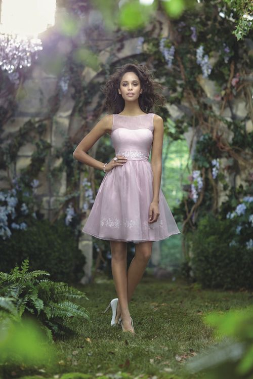 522, Alfred Angelo Bridesmaid