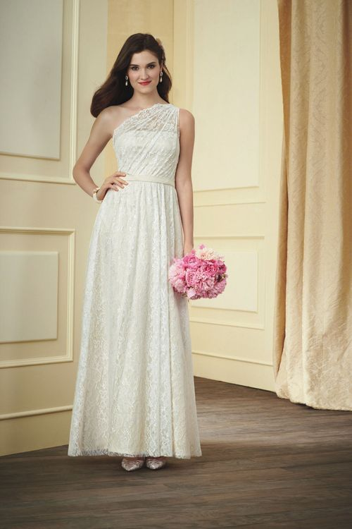 Lace Maids 2, Alfred Angelo Bridesmaid