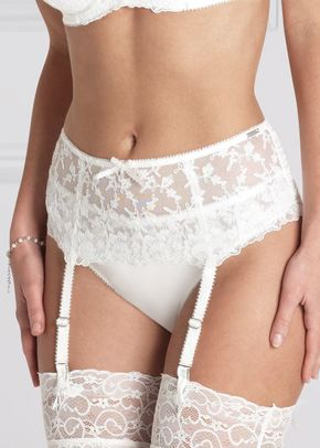 Belle Suspender Belt, The Bra Closet