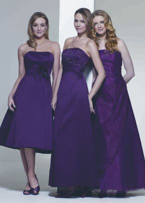 Anna-Cara-Elise, Berketex Bridesmaid