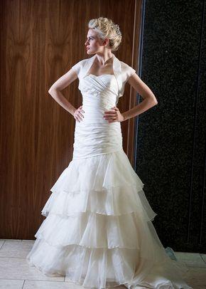 Evie - Red Carpet, Ivory & Co Bridal