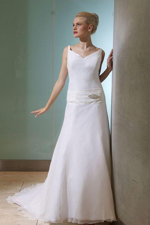 Marissa - Red Carpet, Ivory & Co Bridal