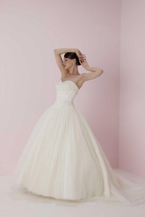 PB4624, Pure Bridal
