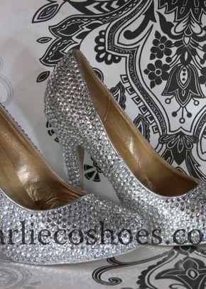 Diamond Stilettos, Charlie Co Shoes