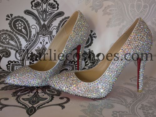 Pointed Stilettos, Charlie Co Shoes