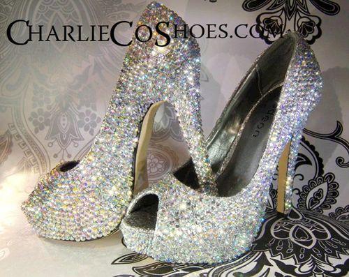 Underwater Coral Peeptoes, Charlie Co Shoes