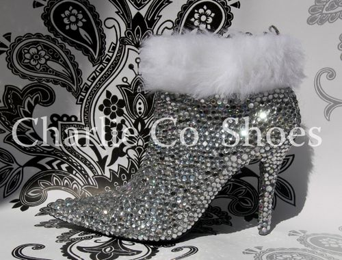 Winter Wonderland Boots, Charlie Co Shoes