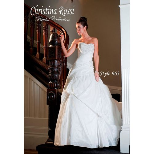 963, Christina Rossi