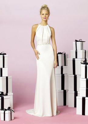 1036, Dessy Bridal Collection