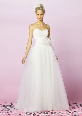 1038, Dessy Bridal Collection