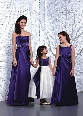 DAB11201/DAF21202/DAF21203 Deep Purple, DZage Bridemaids